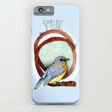 Spring birdy / Nr. 2 iPhone 6s Slim Case