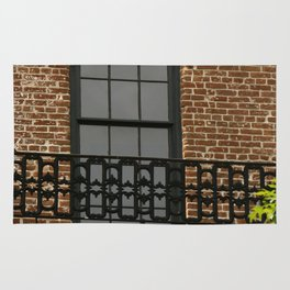 Savannah Warehouse Window Rug