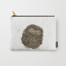 Whimsical Owl Carry-All Pouch