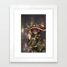 Natures Cosmos Framed Art Print