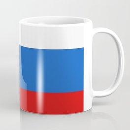 Russia flag Coffee Mug