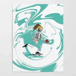 Half Pipe Full of Choices Poster