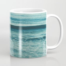 Beach Waves photo. Somewhere Coffee Mug