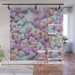 Hearty Love Wall Mural