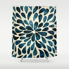 Petal Burst #5 Shower Curtain
