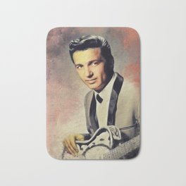 Waylon Jennings, Music Legend Bath Mat
