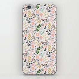 Love me, love me not iPhone Skin