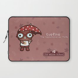 Eveline the Hypochondriac Mole Laptop Sleeve