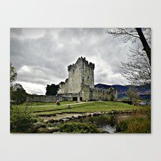 Ireland: Castle 2 Canvas Print