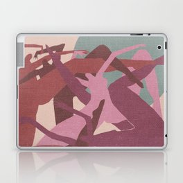 Witches in the Full Moon Laptop & iPad Skin