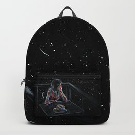 Wait for a Star Backpack