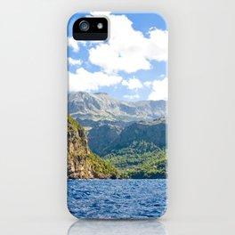 Mallorca 9 iPhone Case