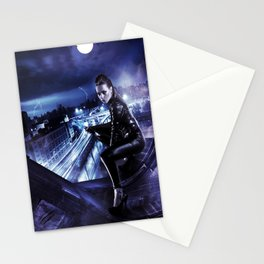 black panter Stationery Cards