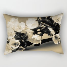 Bloom #1 Rectangular Pillow