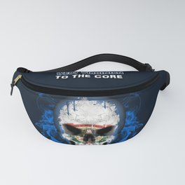 To The Core Collection: West Virginia Fanny Pack