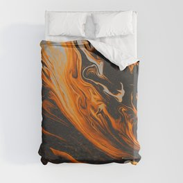 LEARNED TO LOSE YOU Duvet Cover