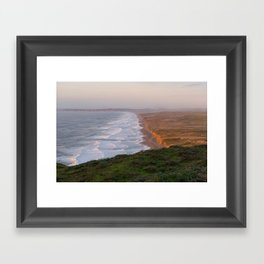 Point Reyes National Seashore Framed Art Print