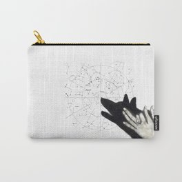 Howling at cosmos Carry-All Pouch