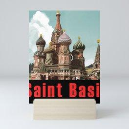 Saint Basil Mini Art Print
