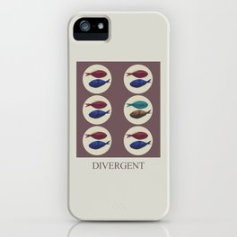 Divergent iPhone Case