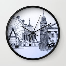 You sound like you're from London Wall Clock