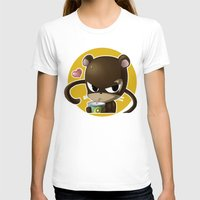 arya T-shirts featuring Lily by Arya