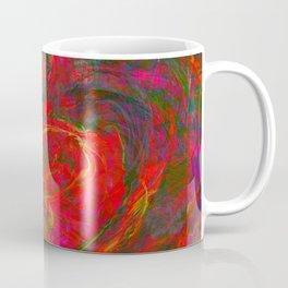 Chaos Face- Glowing Ember Coffee Mug