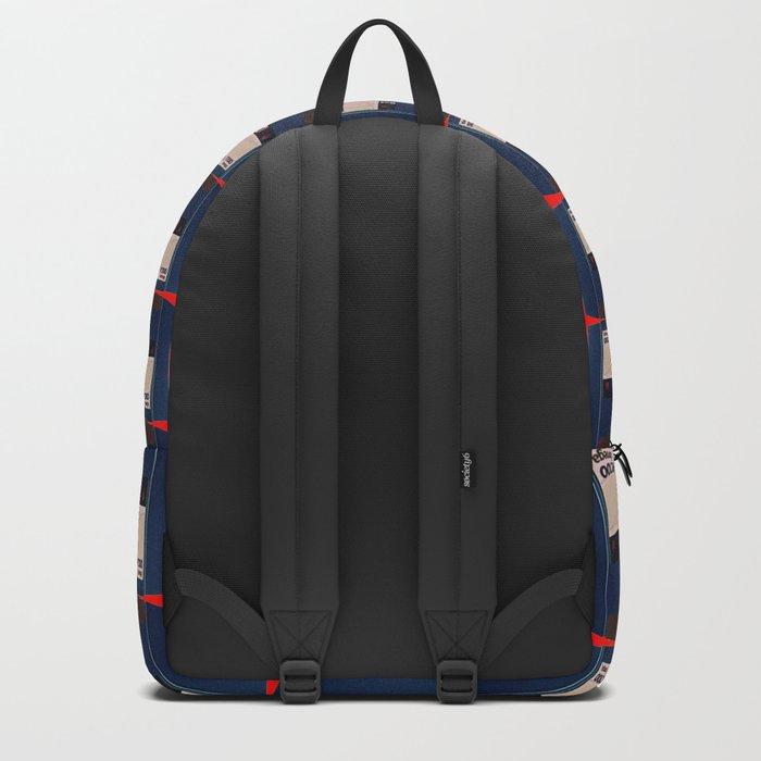 Disk Head 1 Backpack
