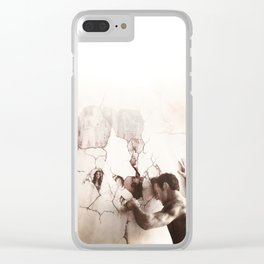 The Leftovers Clear iPhone Case