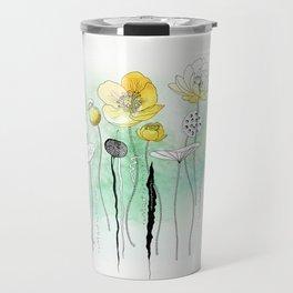 Watercress Pond Travel Mug