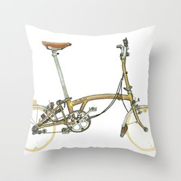 Brompton Throw Pillow