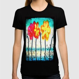 Flowers by James Eye T-shirt