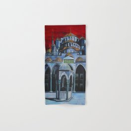 Sultan Ahmed Mosque, Istanbul  Hand & Bath Towel