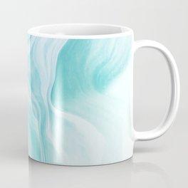 Marble sandstone - ice Coffee Mug