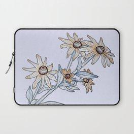 Yellow daisy Laptop Sleeve