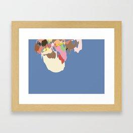 Meltycream Framed Art Print