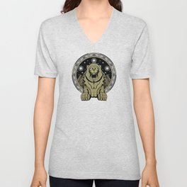 The Lion Age Unisex V-Neck