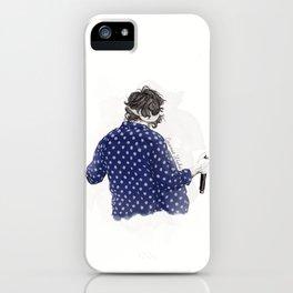 Dance, dance Harold iPhone Case