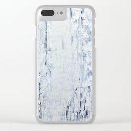 Composizione Informale Clear iPhone Case