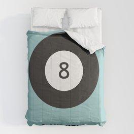 Luck. Comforters