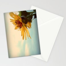 Facing the Sky Stationery Cards