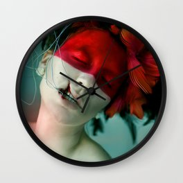FLO. Wall Clock