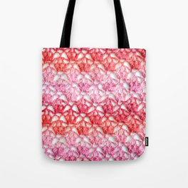 Cherry blossom crochet Tote Bag