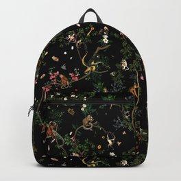 Monkey World Backpack