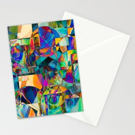 Quilted Memories Stationery Cards