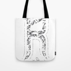 R - is for Rare - white version Tote Bag