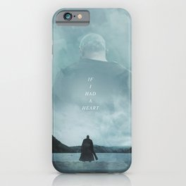 If I Had A Heart - Ragnar Lothbrok iPhone Case