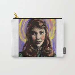 St. Sylvia Plath Carry-All Pouch