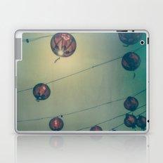 Lanterns Laptop & iPad Skin