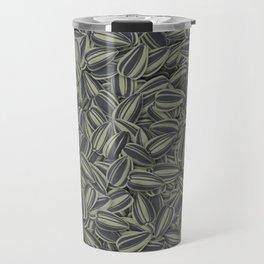 Pipas Mania (Spanish for sunflower seeds) Travel Mug